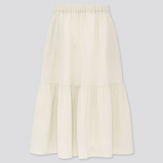GIRLS Tiered Long Skirt $19.90 was $29.90