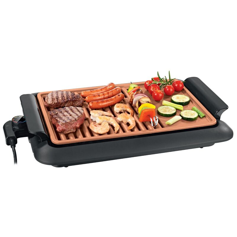 2 in 1 Smokeless Grill + Griddle $70 RRP $129.99 (SAVE 46%)