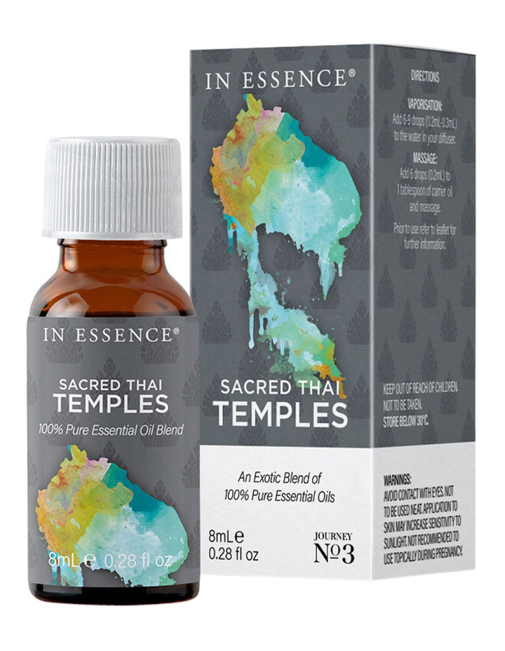 In Essence Thai Temples 8ml $22.46 was $29.95
