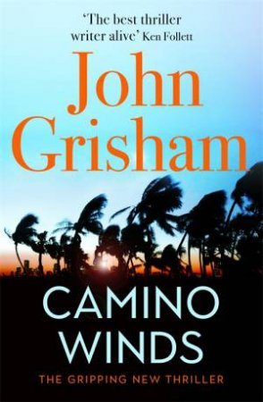 Camino Winds by John Grisham $13.99 RRP: $32.99 (58% off)