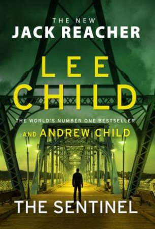 The Sentinel by Lee Child $15.00 RRP: $32.99 (55% off)