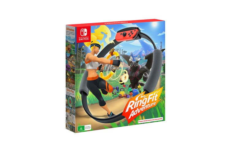 Ring Fit Adventure (Nintendo Switch) $99 (Don't Pay $124)