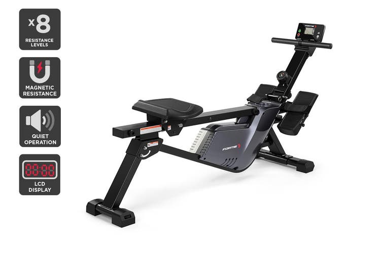 Fortis Magnetic Rowing Machine (MR-300) $189 was $499.99 (Save 62%)