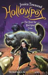 HOLLOWPOX: THE HUNT FOR MORRIGAN CROW $13.99 RRP $17.99