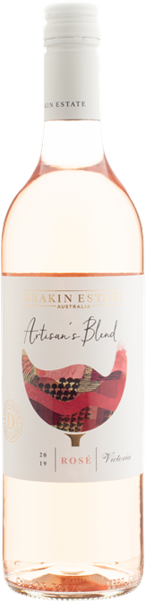 Deakin Estate Artisan's Blend Rosé 2019 x12 $110.00 + DELIVERY Save $79.00 PER CASE