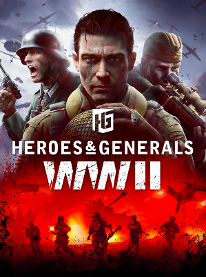 Heroes & Generals WWII (Free game)