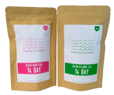The Beach Road Tea Detox Programs Including Standard Shipping $15 VALUED AT $35 SAVE 57% OFF