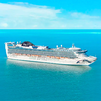 Brisbane: 3-Night P&O Comedy Cruise with Nightly Live Entertainment & All-Inclusive Dining 4 Days From $249 /person Quad Share Valued up to $462