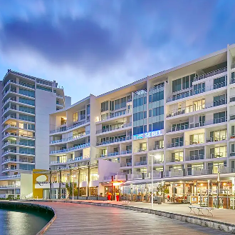 The Sebel Mandurah Contemporary Waterfront Hotel Stay near Perth with Cocktails 2 or 3 Nights From $279 /room Valued up to $463