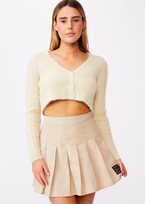 Pleated Skirt $20.96 was $29.95 (30% off)