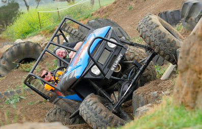 Extreme 4X4 Vehicle Experience – Taster Package One Person  $99 VALUED AT $199 SAVE 50% OFF