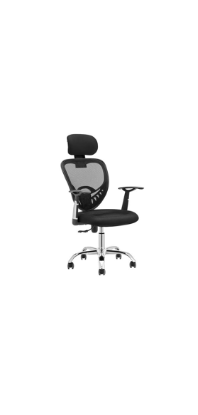 Ergolux Everyday Ergonomic Chair (Black) $79.99 was $169.99 (Save 52%)