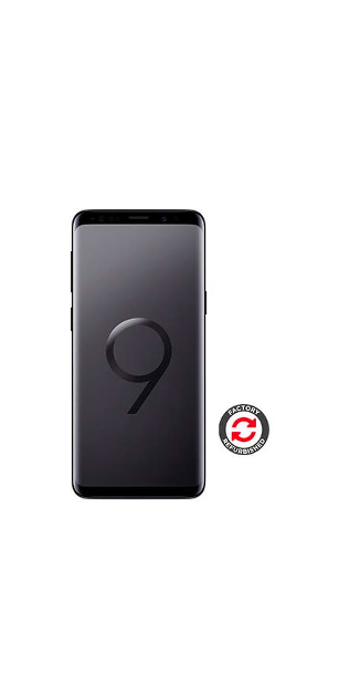Samsung Galaxy S9 Refurbished (64GB, Midnight Black) – AB Grade $349 (Don't Pay $799)