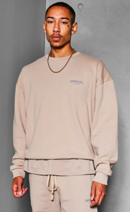 Official Collection Heavyweight Sweater $22.00 was $45.00