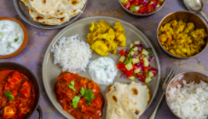 Three-Course Indian Feast & Drinks in Prospect for Dine-In or Takeaway $39 VALUED AT $73.80 SAVE 47% OFF