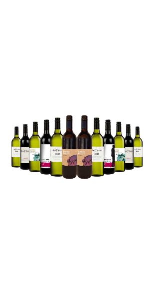 Best Value James Estate Special Red & White Wines Mixed – 12 Pack $66.99 RRP $240.00 (SAVE 72%)