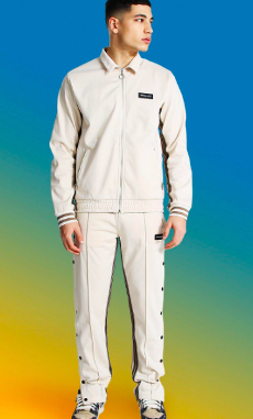 Official Man Harrington Tricot Tracksuit $51.00 was $102.00