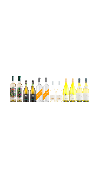 International Whites Mix (6×2) x12 $132.00 + DELIVERY Save $132.17 PER CASE