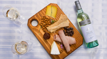 Wine Tasting and Grazing Platter at Top Clare Valley Winery $29 VALUED AT $64 SAVE 55% OFF