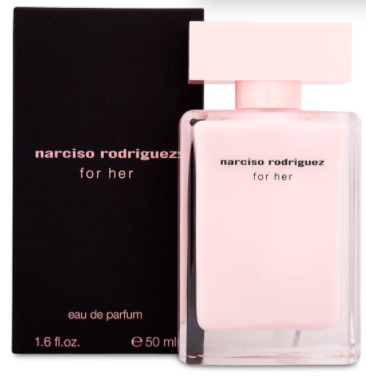 Narciso Rodriguez For Her EDP Perfume 50mL $102.90 (Don't pay $153)
