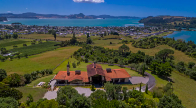 Mercury Ridge Private North Island Mediterranean-Style Group Villa for up to 10 Guests Less than Three Hours from Auckland 2 to 10 nights from $5,899 Incl. taxes & fees Valued up to $7,778