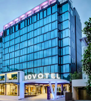 Novotel Brisbane South Bank Stylish Novotel Brisbane South Bank Escape with Daily Breakfast & Welcome Wine 2 to 10 nights from $299 Incl. taxes & fees Valued up to $540