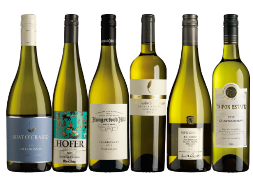 AGED WINTER WHITES 6-PACK $180.00 RRP $214.00