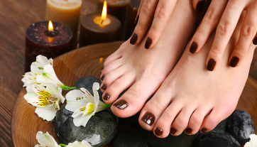 Manicure and Pedicure in Westfield Chatswood or Hornsby $25 VALUED AT $50 SAVE 50% OFF