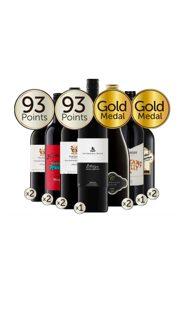 Multi Gold Medal 93 Point Rated Red Mixed Dozen $90 (Don't pay $246.63)
