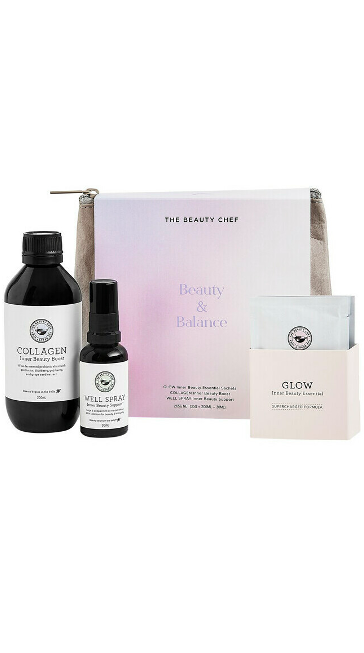 The Beauty Chef Beauty & Balance – 3 Item Pack $32.45 was $59.00 (45% off)