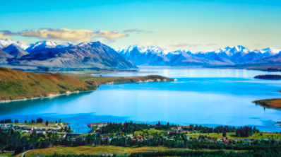 Peppers Bluewater Resort Lake Tekapo South Island Serene Lake Tekapo Peppers Resort with Daily Breakfast 2 to 10 nights from $289 Incl. taxes & fees Valued up to $558