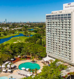 RACV Royal Pines Resort Five-Star RACV Gold Coast Resort Stay with Dining Credit & Daily Breakfast 3 to 7 nights from $499 Incl. taxes & fees Valued up to $1,381