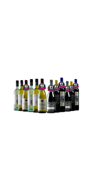 99 BUCK WINE CLUB MIXED $99 WAS $230 (57% OFF RRP)