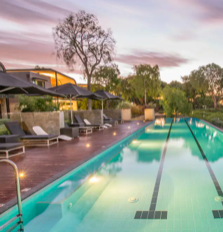 The Aqua Resort Busselton Margaret River Region Luxe Self-Contained Stay with Direct Beach Access 2 to 6 nights from $699/unit Incl. taxes & fees Valued up to $1,455