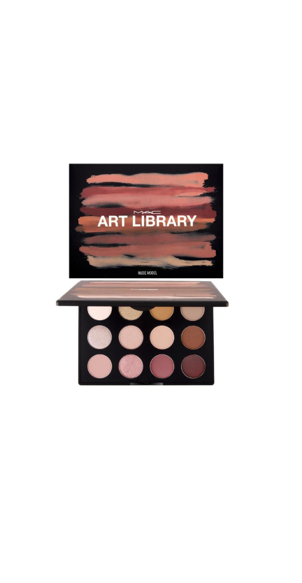MAC Art Library Eyeshadow Palette 17.2g – Nude Model $79 (Don't pay $89)