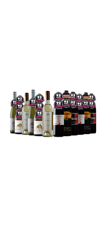 PLATINUM WINE CLUB MIXED $180 WAS $300 (40% OFF RRP)
