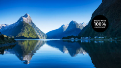 New Zealand's South Island: 7-Day Self-Drive Tour with TranzAlpine Train Journey & Milford Sound Cruise $1,699/person Twin Share