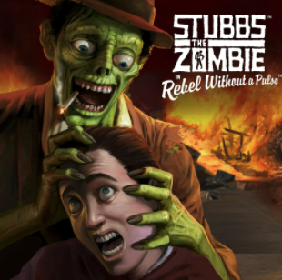 Stubbs the Zombie in Rebel Without a Pulse (Free game!)