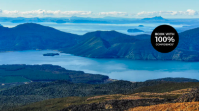 New Zealand's North Island: 7-Day Self-Drive Tour with Lake Taupo Helicopter Flight & Hawke's Bay Wine Tasting $1,799 /person Twin Share