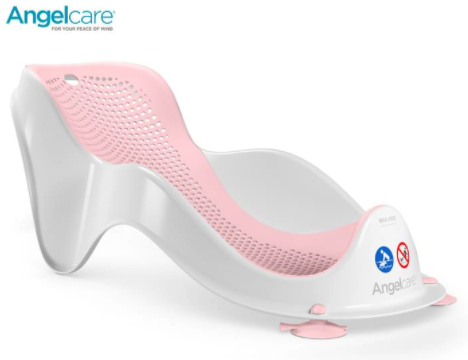 Angelcare Bath Support Fit – Pink $37.99 (Don't pay $49.95)
