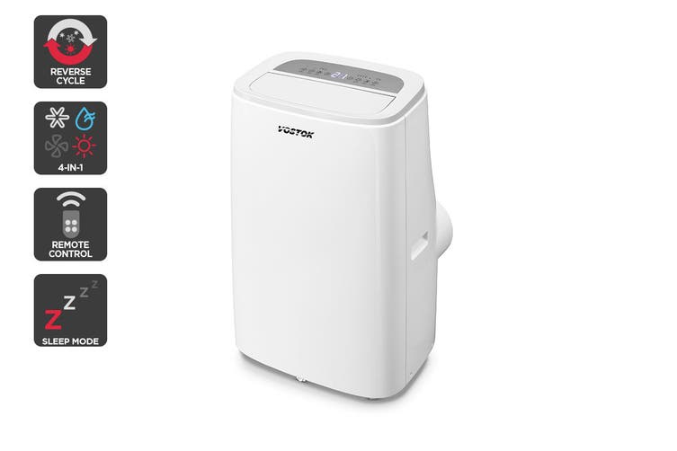 Vostok 4.7kW Portable Air Conditioner (Reverse Cycle) $549 was $849.99 (Save 35%)