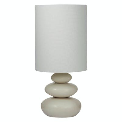 Pebble Table Lamp $122.36 was $152.95