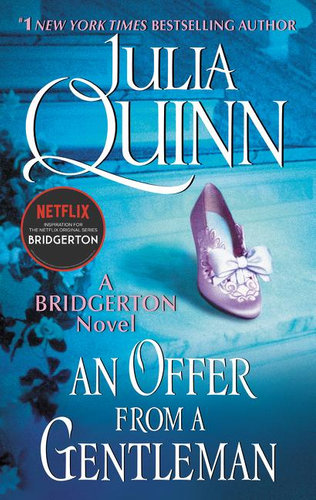 An Offer from a Gentleman by Julia Quinn $17.50 RRP $19.99 (12% off)