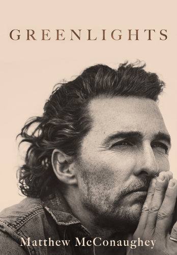 Greenlights By: Matthew McConaughey $24.75 RRP $32.99 (25% off)