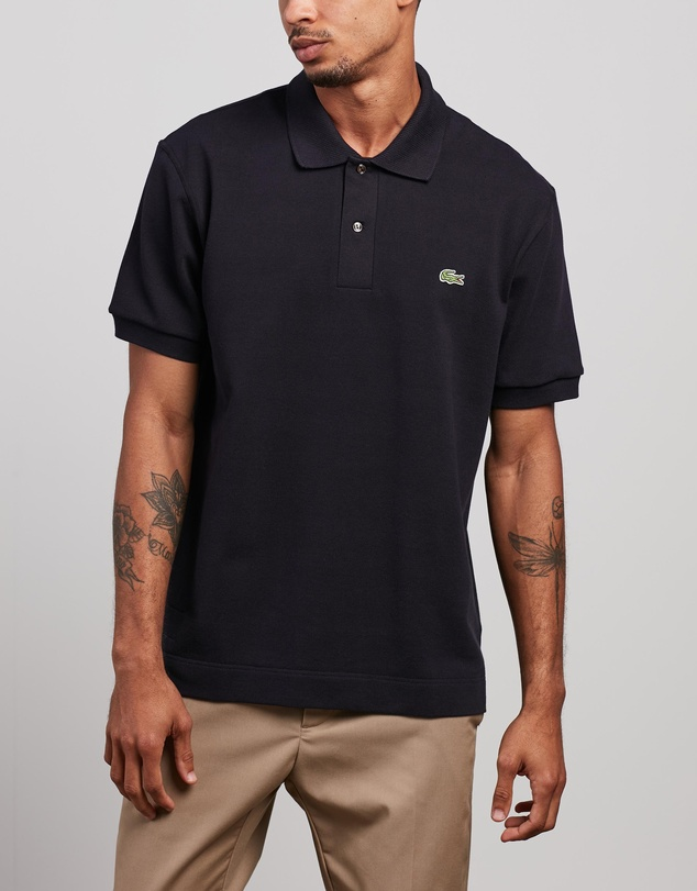 LACOSTE Premium Classic Pique Polo $95 was $190 (20% OFF AT CHECKOUT)