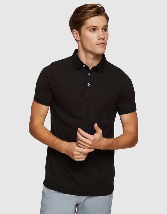 OXFORD Austin Polo $69 was $89 (40% OFF AT CHECKOUT)