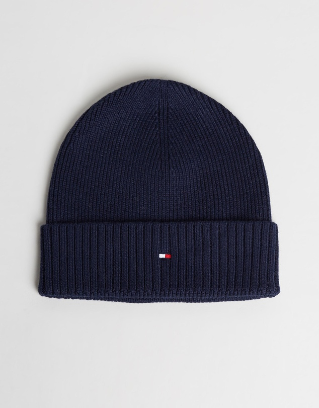 TOMMY HILFIGER  Pima Cotton Beanie $41.97 was $69.95 (30% OFF AT CHECKOUT)