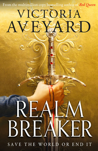 Realm Breaker by Victoria Aveyard $19.80 RRP $22.99 (14% OFF)