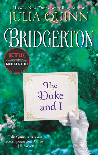The Duke and I Bridgerton Book 1 by Julia Quinn $11.75 RRP $12.99 (10% off)