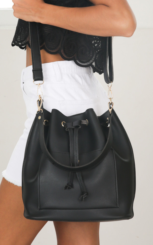DREAM TIME BAG IN BLACK $49.95 (25% off at checkout!)